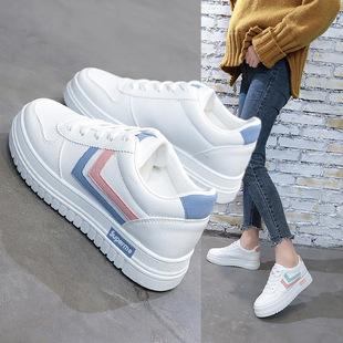 2019春季新款ins小白鞋女