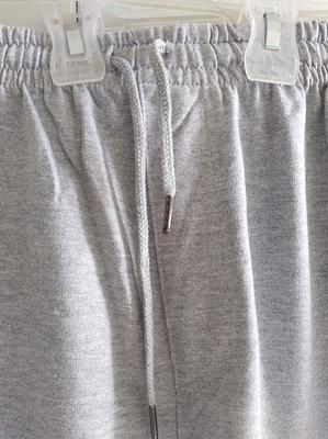 Phiên bản châu âu của XL quần short thể thao nam chất béo lỏng giản dị thẳng eo cao bảy quần chất béo 7 điểm quần lớn