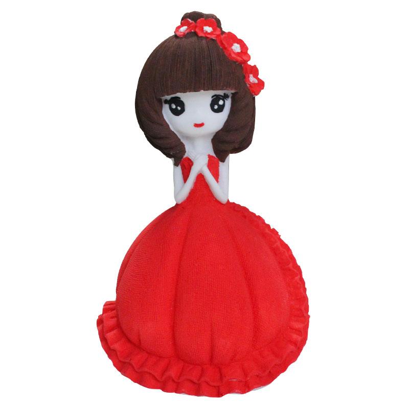儿童涂色玩具石膏娃娃彩绘存钱罐