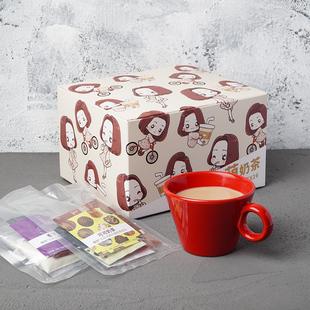 北纬七度网红袋装手工奶茶X16包