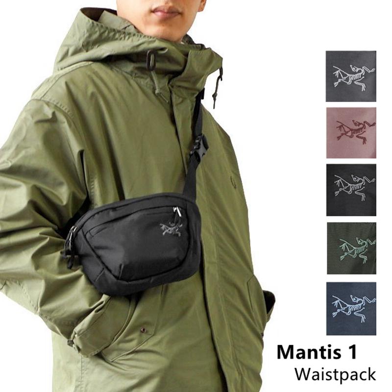 Arc'teryx 始祖鸟 Mantis 1 户外轻便多功能腰包单肩包 ¥208.68