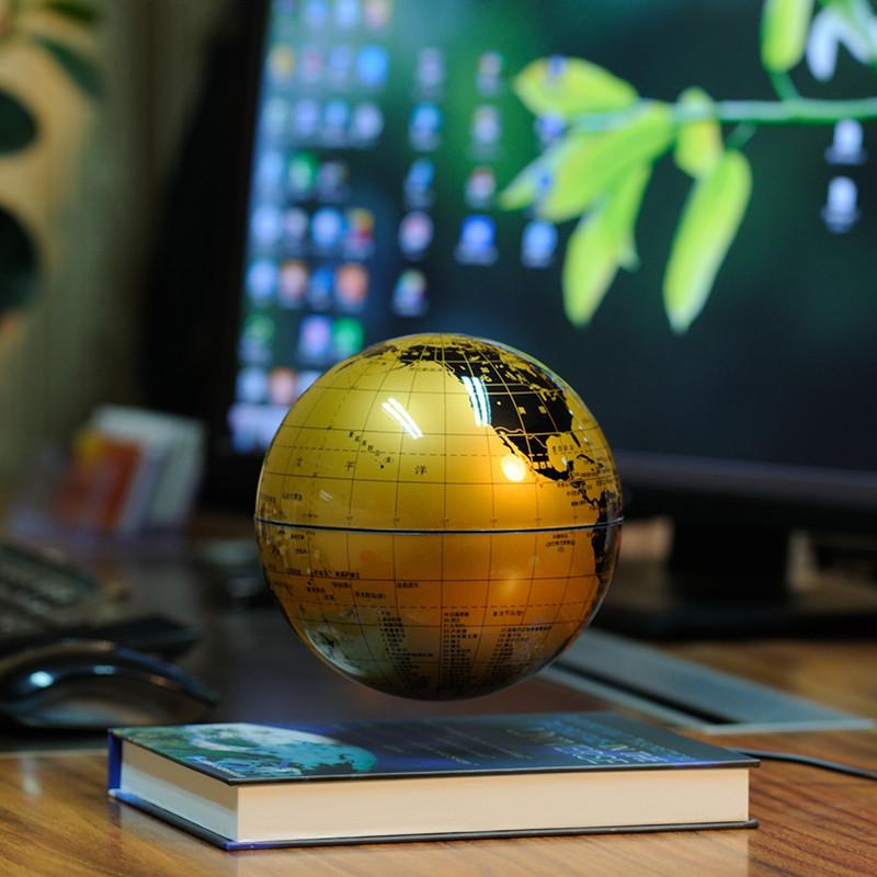 磁悬浮地球仪创意生日礼物