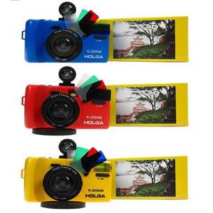 Máy ảnh LOMO Holga K200NM với đèn flash màu fisheye lặp lại tiếp xúc K200N nâng cấp