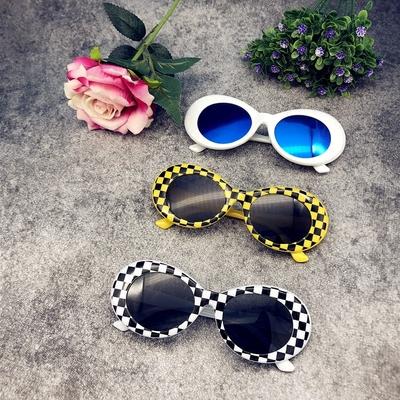 taobao agent China has hip-hop bridge bridge sunglasses with the same paragraph Feng Fan Quan Zhilong alien glasses trendy sunglasses
