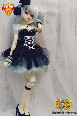 taobao agent 【Sold out display】BJD baby clothes 1/4 1/3【Moon Night Tea Party Series】~Night of Mint~