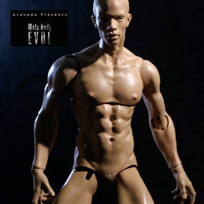 taobao agent GRANADO-o Crocus o-Evol Evolution Body Male Body BJD Doll 70cm Uncle Body