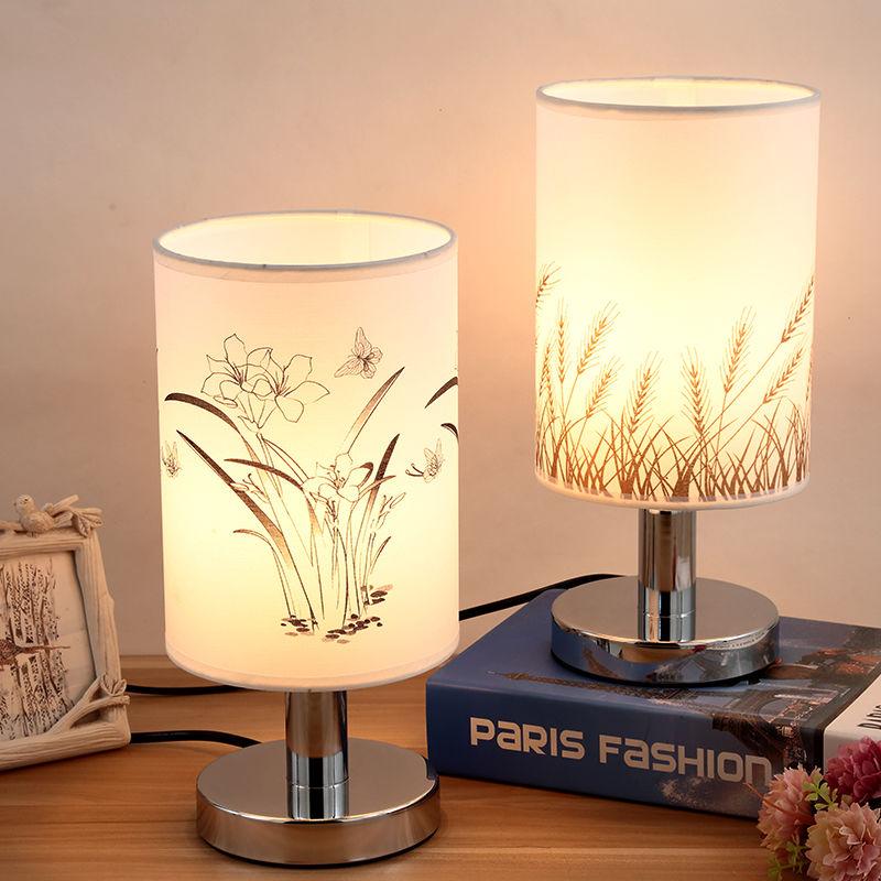 北欧创意实木卧室床头简约现代创意装饰小夜灯喂奶灯婚庆礼物台灯