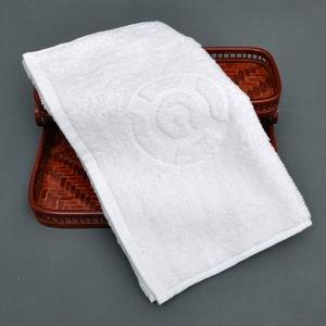 Khách sạn khách sạn vệ sinh làm sạch nguồn cung cấp sản phẩm chăm sóc cotton tất cả các khách sạn trắng khăn khăn 16 xoắn ốc