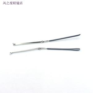 Kính khung phụ kiện kim loại gấp chân răng duy nhất độ dày 1 mét chiều rộng chân 3 mét cặp