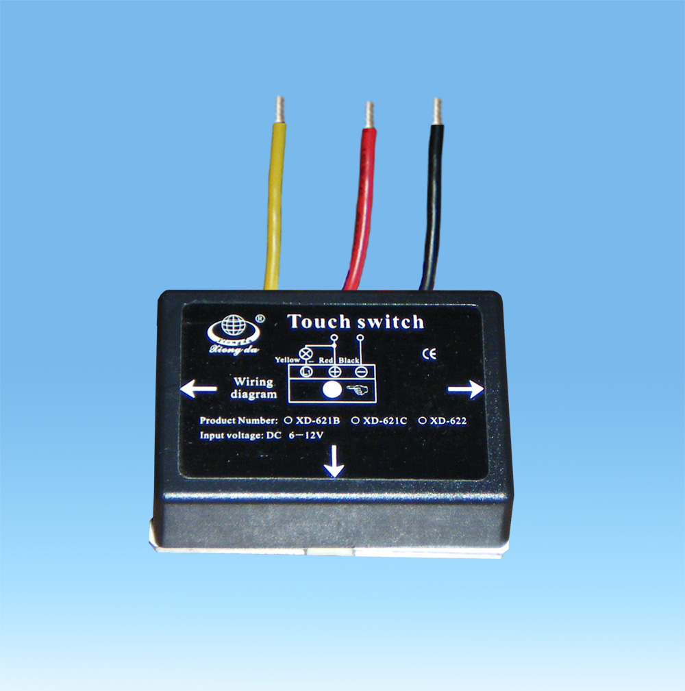 5.38] Bathroom Mirror Touch Switch XD-622 (12V LED Stepless ... on