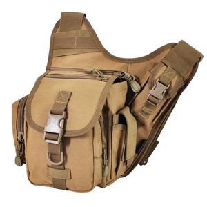Của nam giới ngoài trời túi ngực mưa túi thể thao quân đội fan túi máy ảnh túi yên nhỏ ngụy trang đa chức năng túi giải trí túi