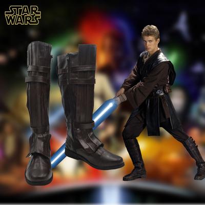 taobao agent Star Wars Anakin-Skywalke Skywalker Anakin cosplay shoes custom cos shoes