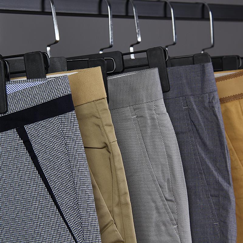 Biển cánh nam quần áo nhà máy cắt đuôi D2018 mùa xuân và mùa hè hoang dã thời trang thoáng khí không phai dụng cụ quần âu nam