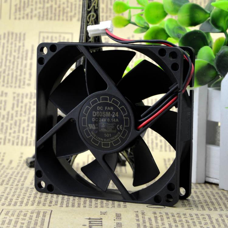FOR New MODEL 4007 Ultra-quiet 4CM Ultra-thin Fan 12V 0.08A 1447242
