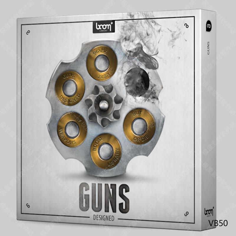 手枪来复枪猎枪上膛连发单发射击 WAV高品质影视游戏无损音效素材