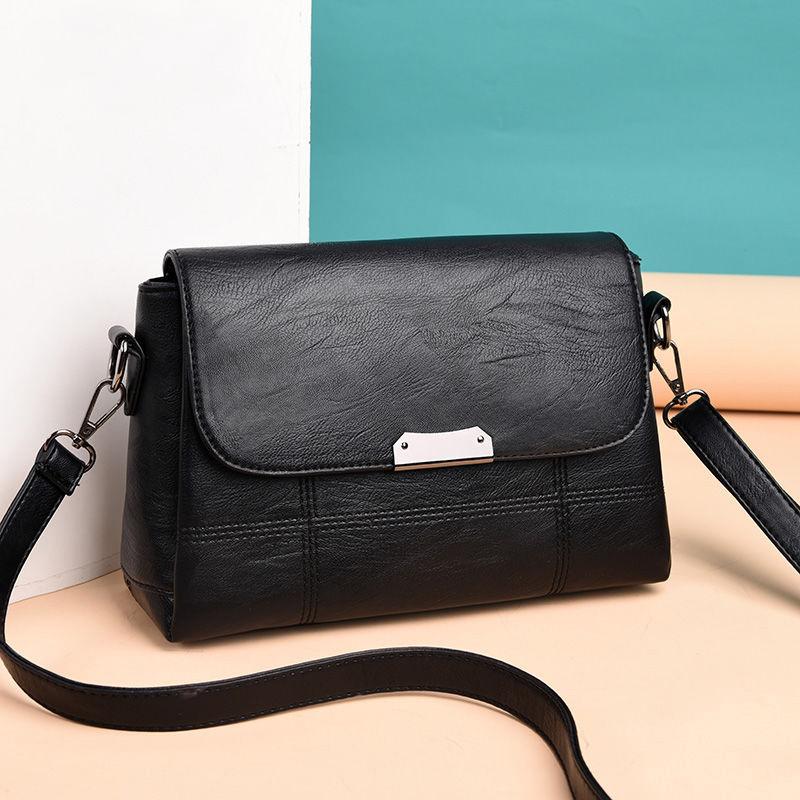 时尚中年女包2020新款单肩包女小包包女士背包大容量妈妈包斜挎包