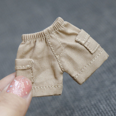 taobao agent ob11 baby clothes clothes GSC DDF YMY body9 molly bjd body pocket work shorts