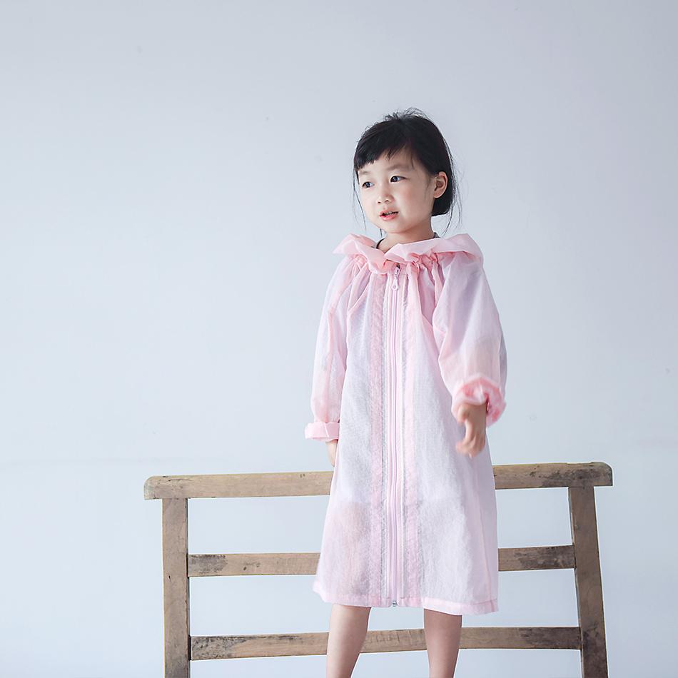 Pawpaw Liu gốc 2018 new cô gái mùa hè áo kem chống nắng ánh sáng mỏng ngoài trời thoáng khí phần dài