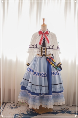 taobao agent 【Forget Chuan】Touhou project than the name of the emperor cos emperor fold hell cosplay