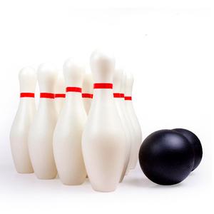 Le tổ trẻ em lớn bowling đồ chơi trong nhà và ngoài trời tương tác thể thao phù hợp với cha mẹ và con mẫu giáo bóng