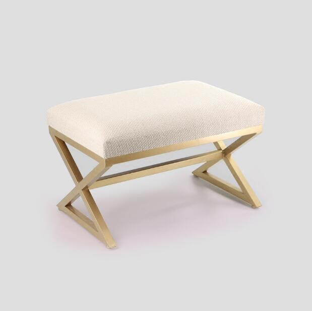 北欧门口换鞋长凳时尚客厅酒店床边凳穿鞋凳鞋店试鞋凳休息沙发凳