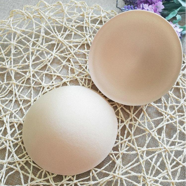 Lớn ngực pad miếng bọt biển chèn đồ lót cho vòng chống sương điểm nhựa áo ngực áo ngực mat