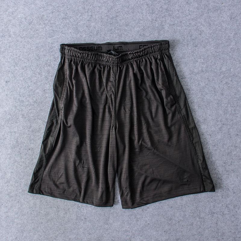B quần short thể thao nam tập thể dục quần âu đào tạo nhanh khô thở năm quần của nam giới chạy quần bóng rổ quần short