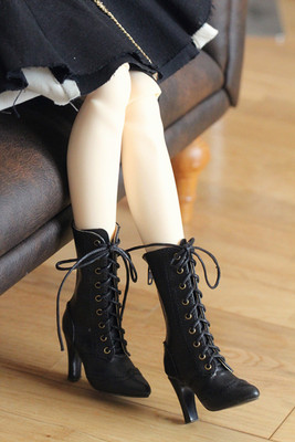 taobao agent [Agent] [Wind Hitomi] FT Xinxin British lace-up boots 16 female dd SDGR big female boots