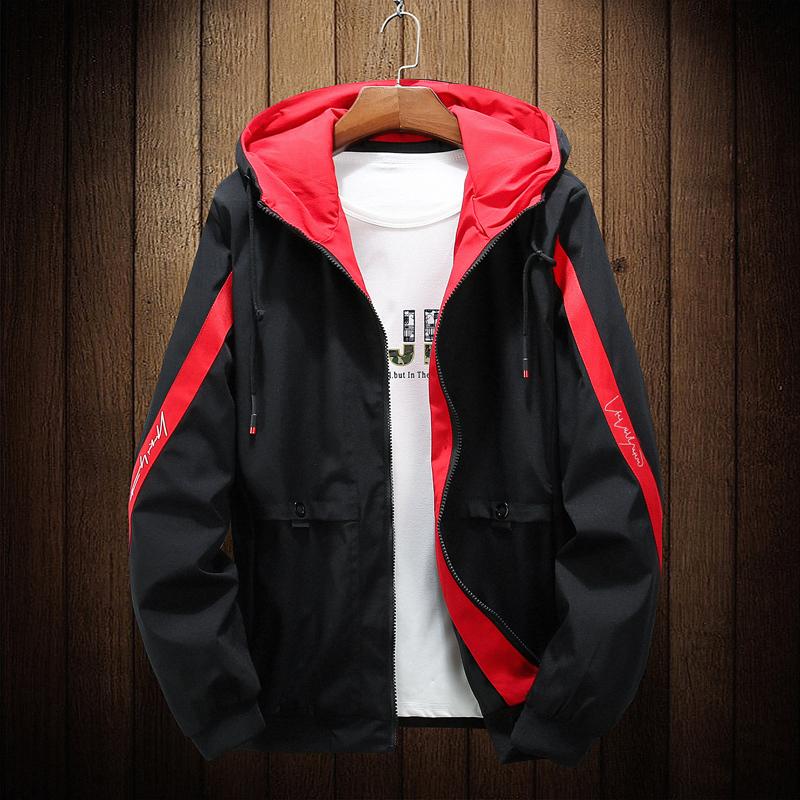 工装男士加绒外套款韩版潮流休闲加厚夹克