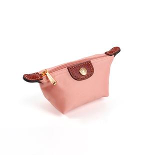 小众设计钱包女龙骧包零钱包硬币钥匙包迷你女小可爱饺子口红手包