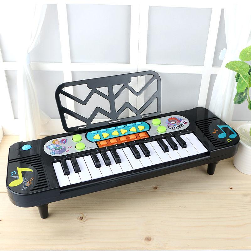 儿童电子琴音乐玩具初学入门钢琴早教可弹奏