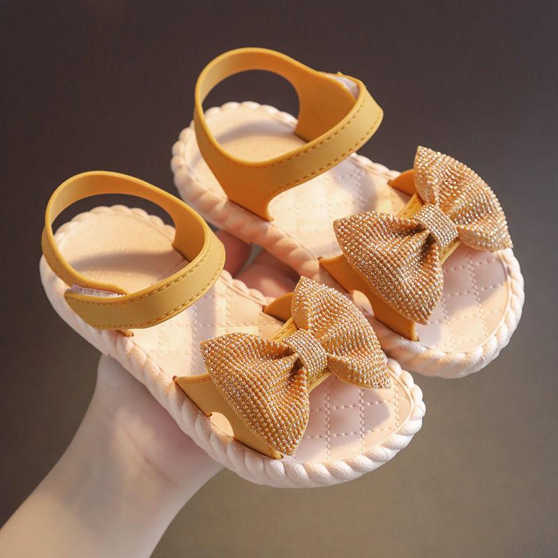 女童凉鞋夏季2020新款儿童软底时尚小女