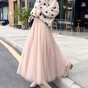 仙女网纱网红闺蜜装裙子夏季新款