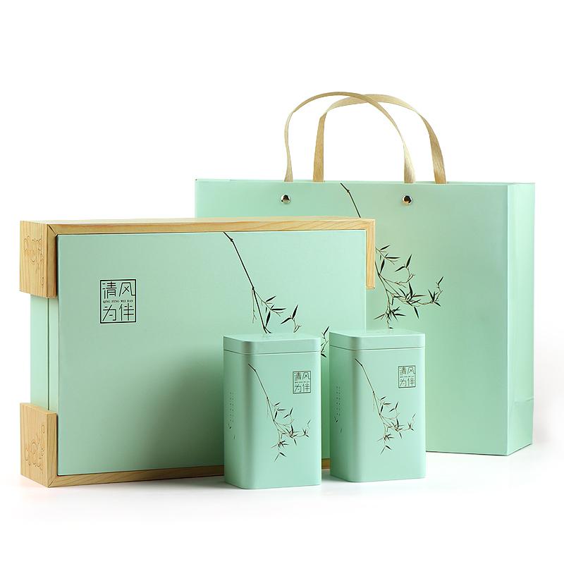 2020年云雾绿茶新春茶叶礼盒装