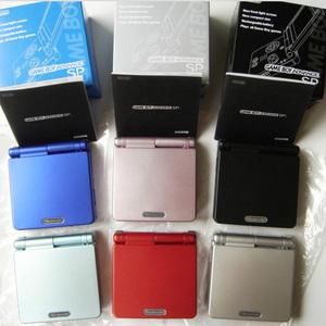 Vỏ ban đầu GAMEBOY loạt GBA SP GBASP game console cầm tay SP làm nổi bật trò chơi thẻ tùy chọn