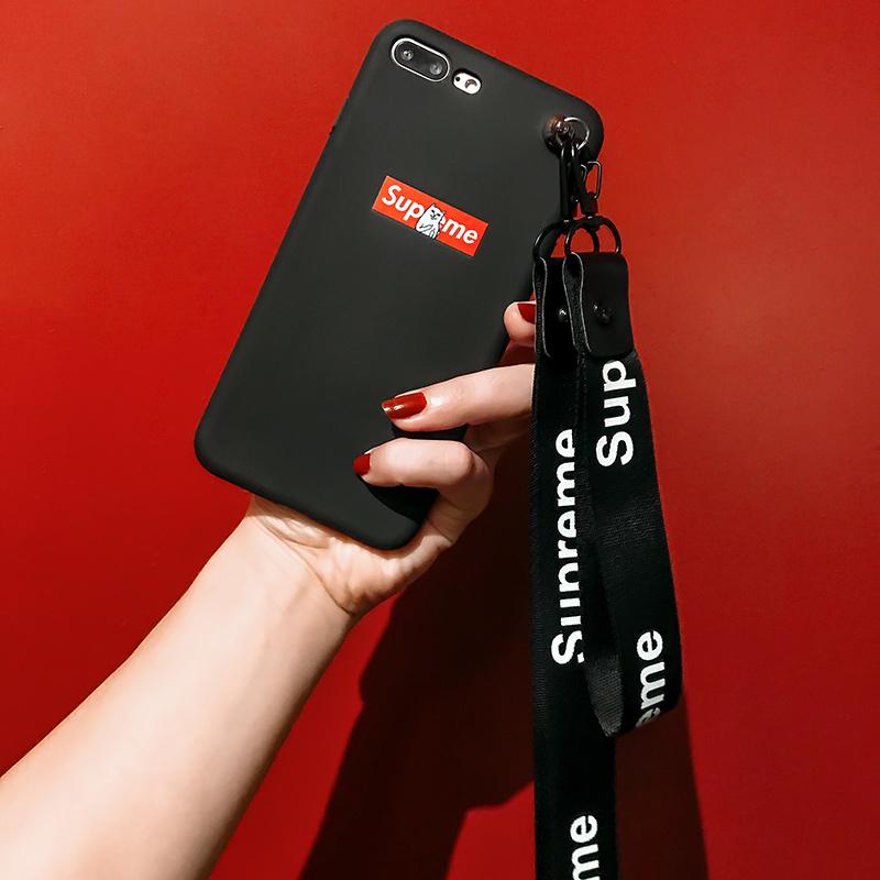 日韩潮牌oppoR9手机壳软硅胶保护套R11plus全包边R9S情侣个性男女