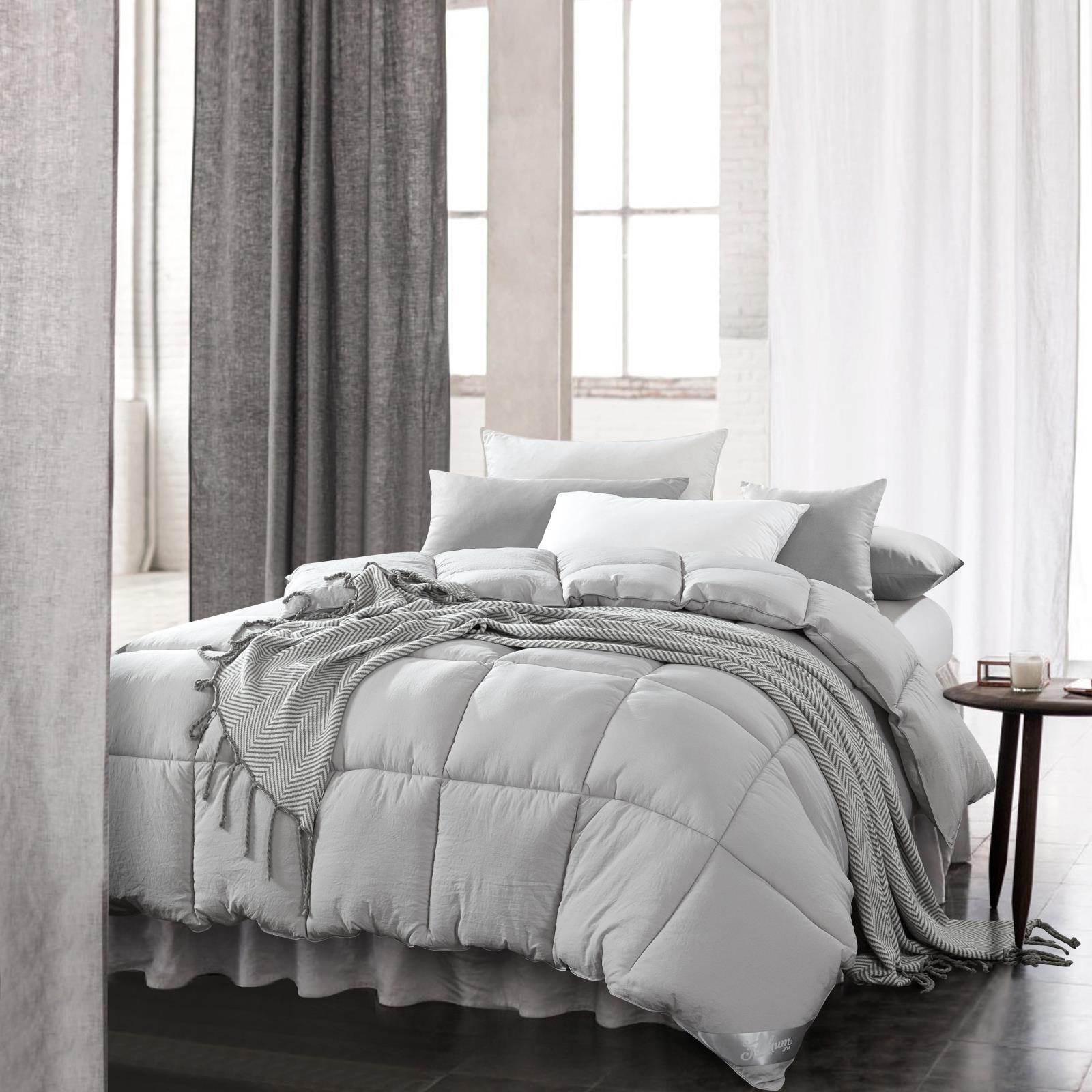 Rửa bông mùa đông ấm áp 1.5 m 2.0 m dày chăn đôi lõi mùa đông đôi mùa đông giường quilt