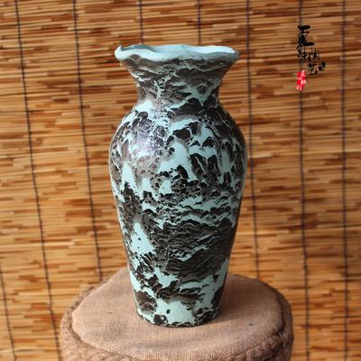 复古中国风家居摆件土陶花瓶 【前4款】券后【19元】包邮