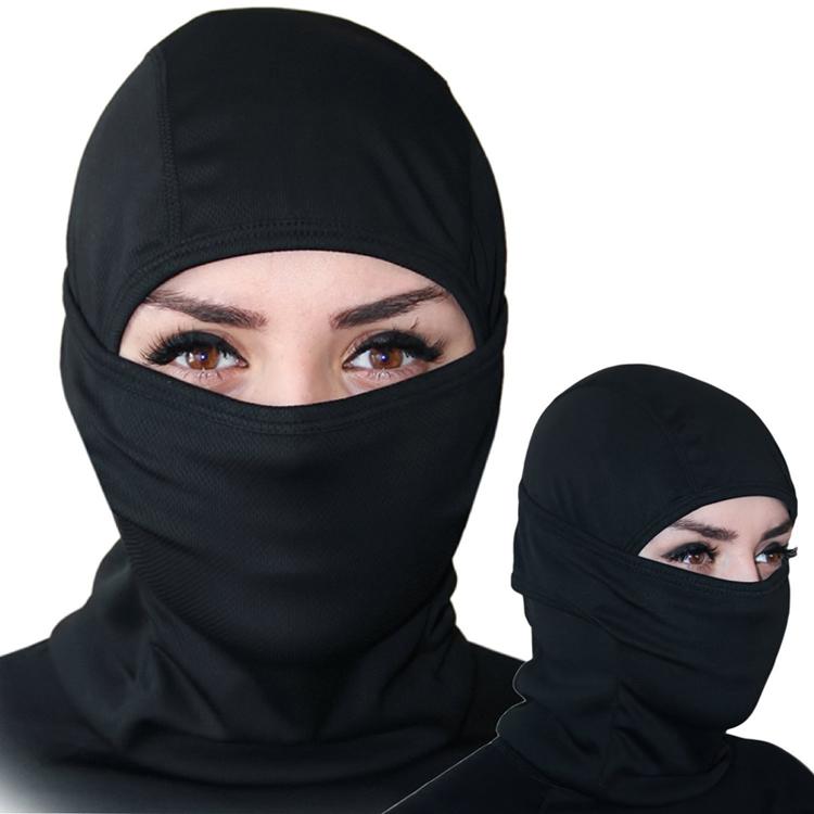 New CS đeo mặt nạ mui xe earmuffs đa chức năng ngoài trời windproof mui xe cướp biển nắp đầu tai che mặt bụi mui xe