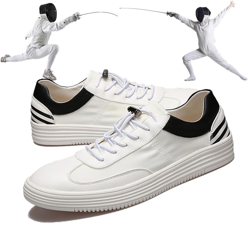 Hàng rào giày người đàn ông mới giày của nam giới chuyên nghiệp hàng rào đào tạo giày hàng rào bộ thiết bị hàng rào cạnh tranh đặc biệt giày thể thao