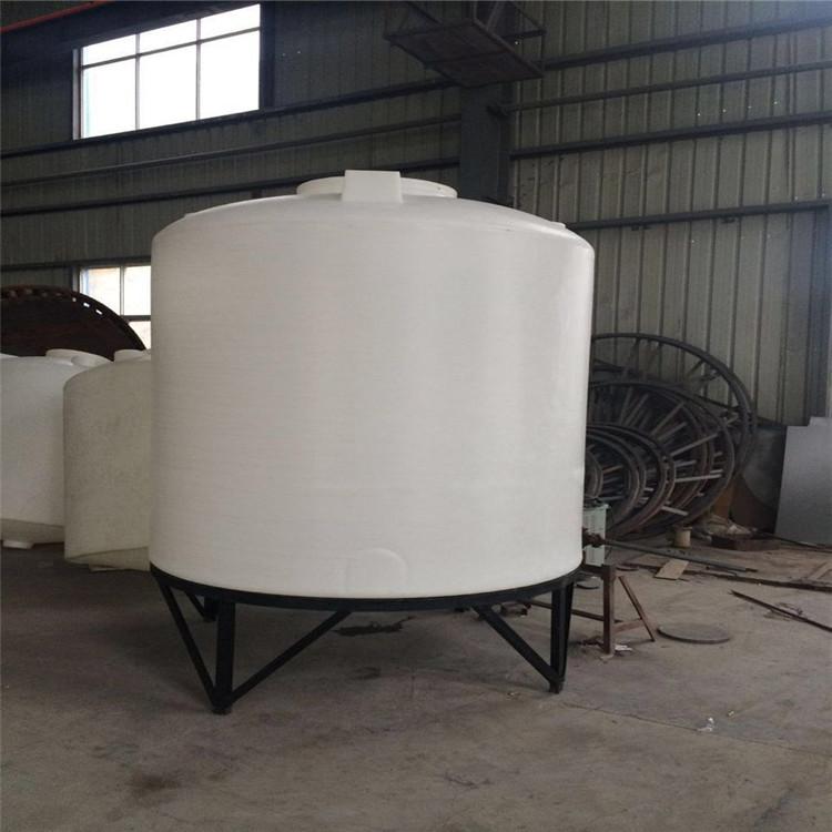 2000L hình nón đáy bằng nhựa PE 2 tấn thùng trộn hóa chất và dược phẩm đáy bể khuấy trộn - Thiết bị nước / Bình chứa nước