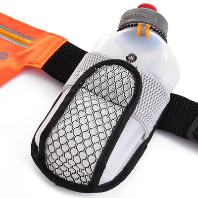 Thể thao ngoài trời cầm tay chai nước mềm marathon đa chức năng leo núi xuyên quốc gia chạy cốc nhựa với la bàn