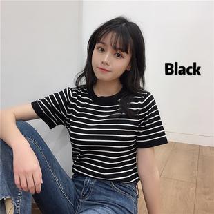 2019新款韩版学生宽松半袖