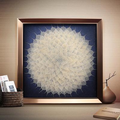客厅装饰画现代简约沙发背景墙玄关壁画墙画新