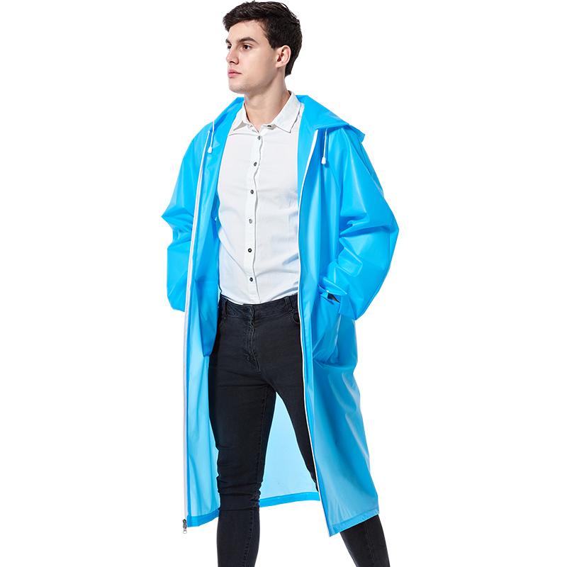 雨衣长款全身成人背包雨衣户外徒步旅行防水拉链外套男女时尚网红券后44.00元