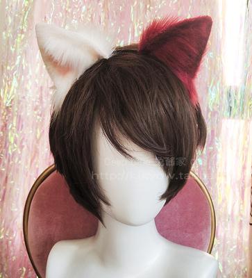 taobao agent My hero academia blasted frozen cos cat ears handmade custom cat ears hand made cat ears