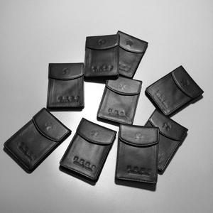 Shun Hao hàng hóa tốt thẻ phổ nhỏ purse thực tế lưu trữ holster