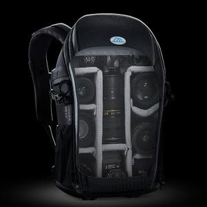 MOABROCK đích thực ngoài trời nam giới và phụ nữ ba lô túi máy ảnh chuyên nghiệp Canon Nikon công suất lớn không thấm nước SLR
