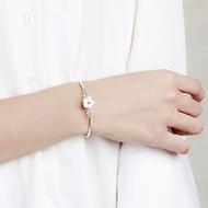 [Mua hai tặng một miễn phí] sterling bạc bracelet bracelet trang sức để gửi bạn gái của mình để gửi mẹ-in-law quà tặng đa năng push-pull vòng đeo tay