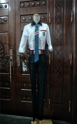 taobao agent Uta no Prince-True Love Revolution Season 3 Kurosaki Ranmaru cos suit(Send gloves)